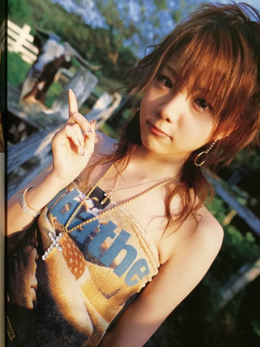 古本 帯なし 写真集 れいな 田中れいな DVD付き 撮影:矢西誠二 モーニング娘。 ハロプロ 水着 送料¥188~_画像9