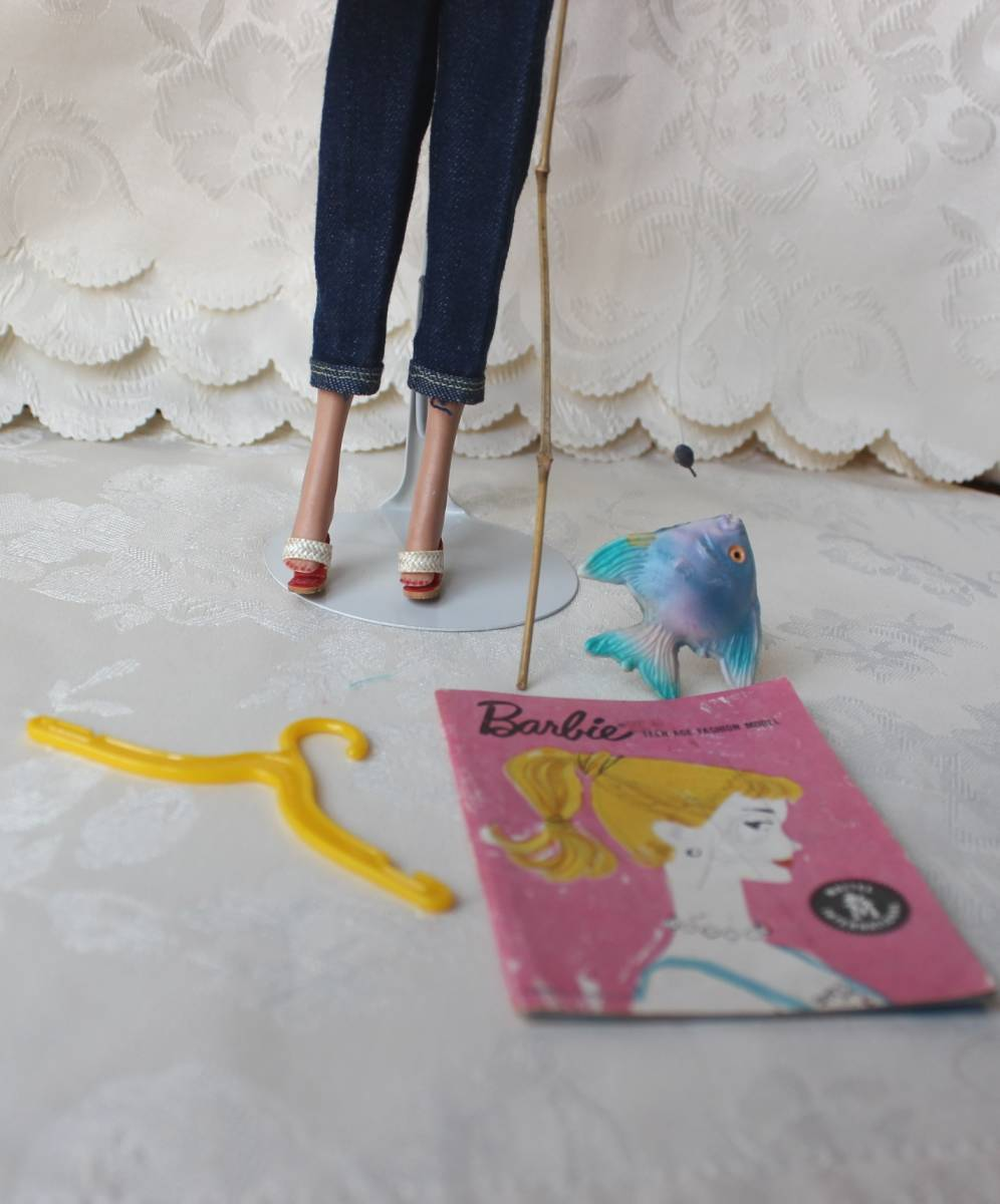 Barbie バービー ヴィンテージ Vintage BARBIE Outfit Picnic Set Fashion Complete(すべて揃っています。)_画像5