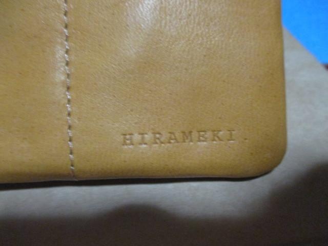 HIRAMEKI ヒラメキ 長財布 バルーン 気球 未使用品 送料込 送料無料_画像6