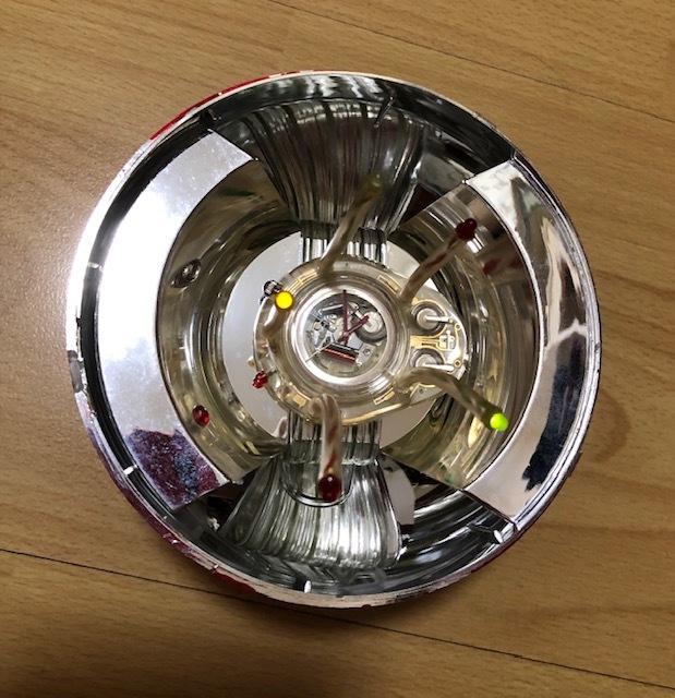 スウォッチ・SWATCH・LIGHT TREE・GZ152・1996 CHRISTMAS SPECIAL・世界中19,999セットナンバー付き限定販売・未使用品!!!!!!_画像6