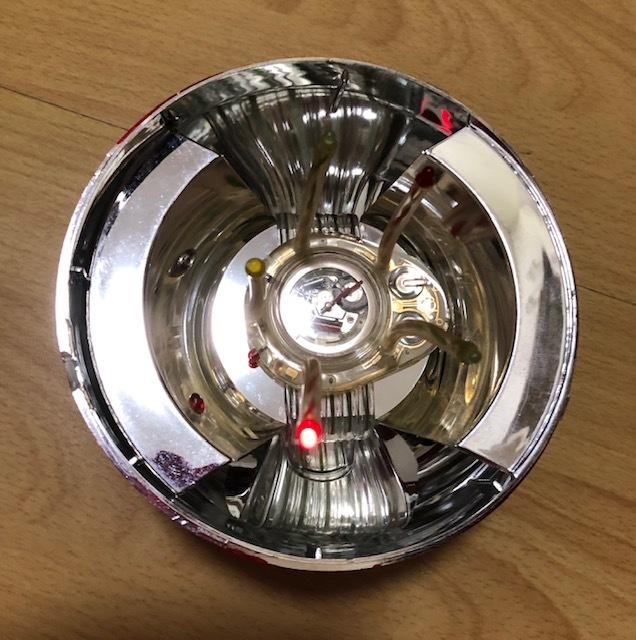 スウォッチ・SWATCH・LIGHT TREE・GZ152・1996 CHRISTMAS SPECIAL・世界中19,999セットナンバー付き限定販売・未使用品!!!!!!_画像5