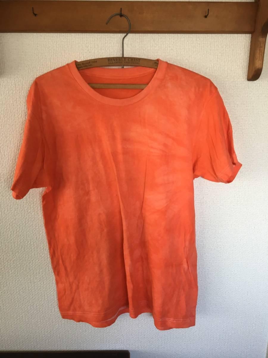 【お買い得!】 ★ グンゼ ★ 半袖Tシャツ オレンジ L (SN19L401)