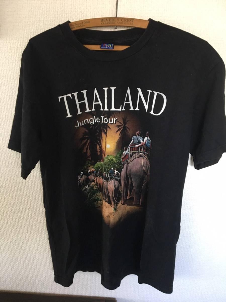 【お買い得!】 ★ TeAm Two ★ 半袖Tシャツ 黒 L (SN19L417)