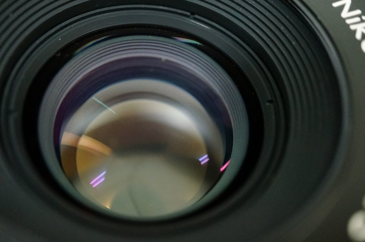 B361308N】PLAUBEL プラウベル makina マキナ 67 f2.8 80mm nikon ニコン plaubel プラウベル フィルム カメラ 中判蛇腹_画像3
