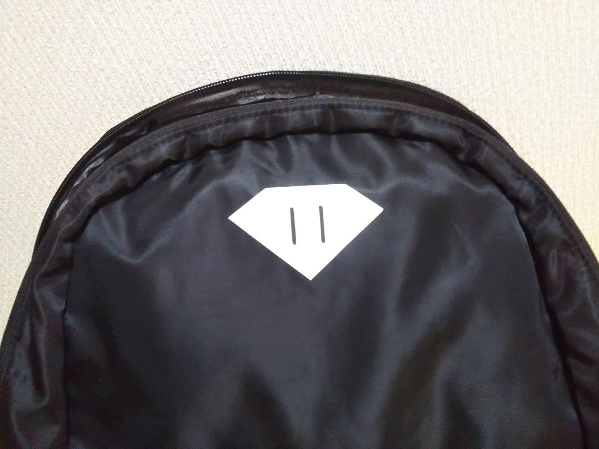 送込み 定価以下 新品 Diamond supply バックパック リュック ダイアモンドサプライ スケートボード _画像7