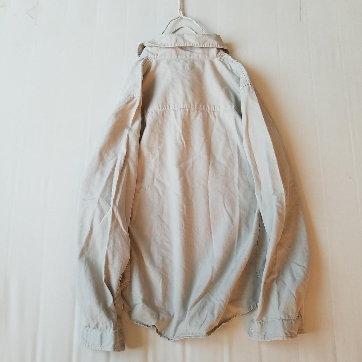 ::: ::: LOLO へちま襟 bigポケットプルオーバーシャツ ::: :::_画像5