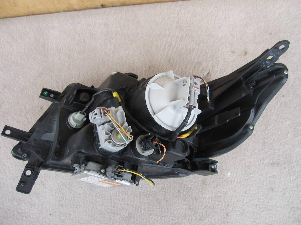 ワゴンR スティングレィ MH23S HIDヘッドライト右 KOITO 100-59191 (中古品F0928B)_画像9