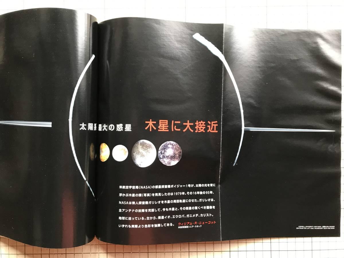 『NATIONAL GEOGRAPHIC 日本版 1999年7~12月号6冊セット』イラン・世界の文化・気球・宇宙の神秘・インカのミイラ・チーター 他 04874_画像5