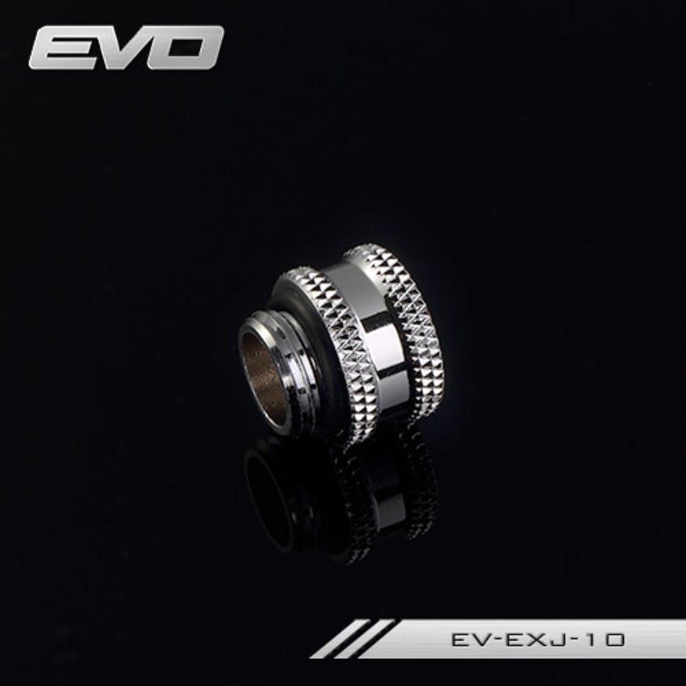 送料無料 Bykski EVO 10mm 15mm 20mm 30mm 40mm Male to Female Extender Fitting with G1/4'' Threads. P_画像3