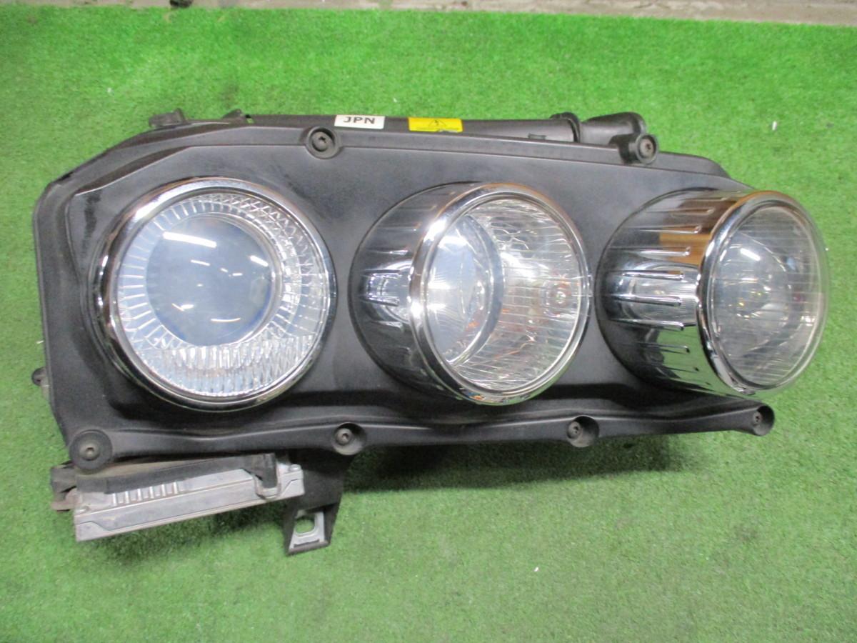 アルファロメオ159 純正 HID ヘッドライト 右 ヘッドランプ 日本仕様 右ハンドル車 ライト キセノン アルファブレラ 159 送料C区分_画像2