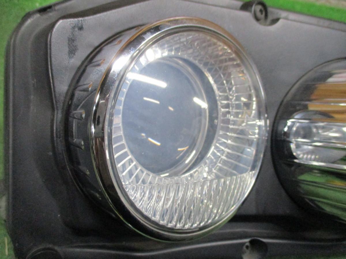 アルファロメオ159 純正 HID ヘッドライト 右 ヘッドランプ 日本仕様 右ハンドル車 ライト キセノン アルファブレラ 159 送料C区分_画像6