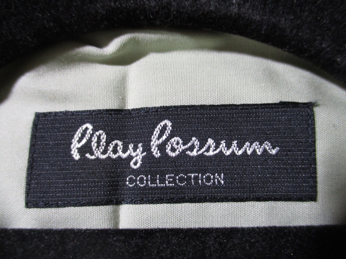 【Play Possum】長袖シャツ サイズM色グリーン身丈86身幅49/FAF_画像2