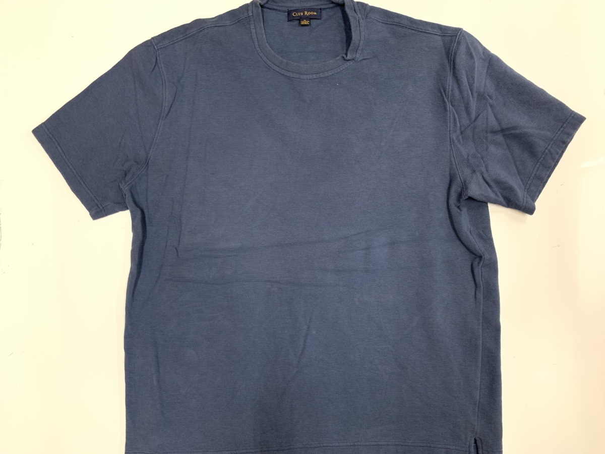 club room Tシャツ  アメリカ輸入品 USA古着卸 アメカジ サイズ XL BIG オーバーサイズ 無地_画像1