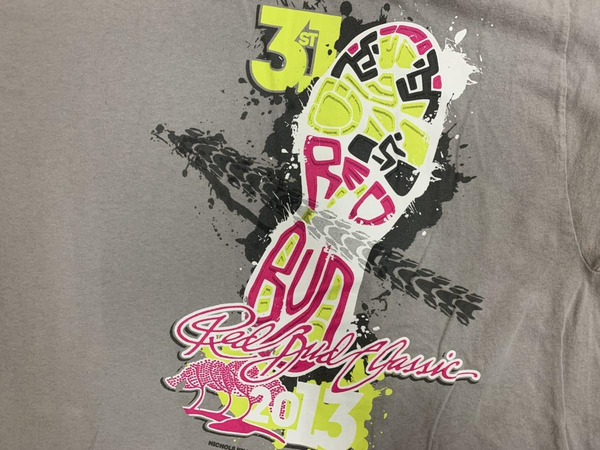 RED BUD Tシャツ  アメリカ輸入品 USA古着卸 アメカジ サイズ3XL BIG オーバーサイズ gildanタグ_画像2