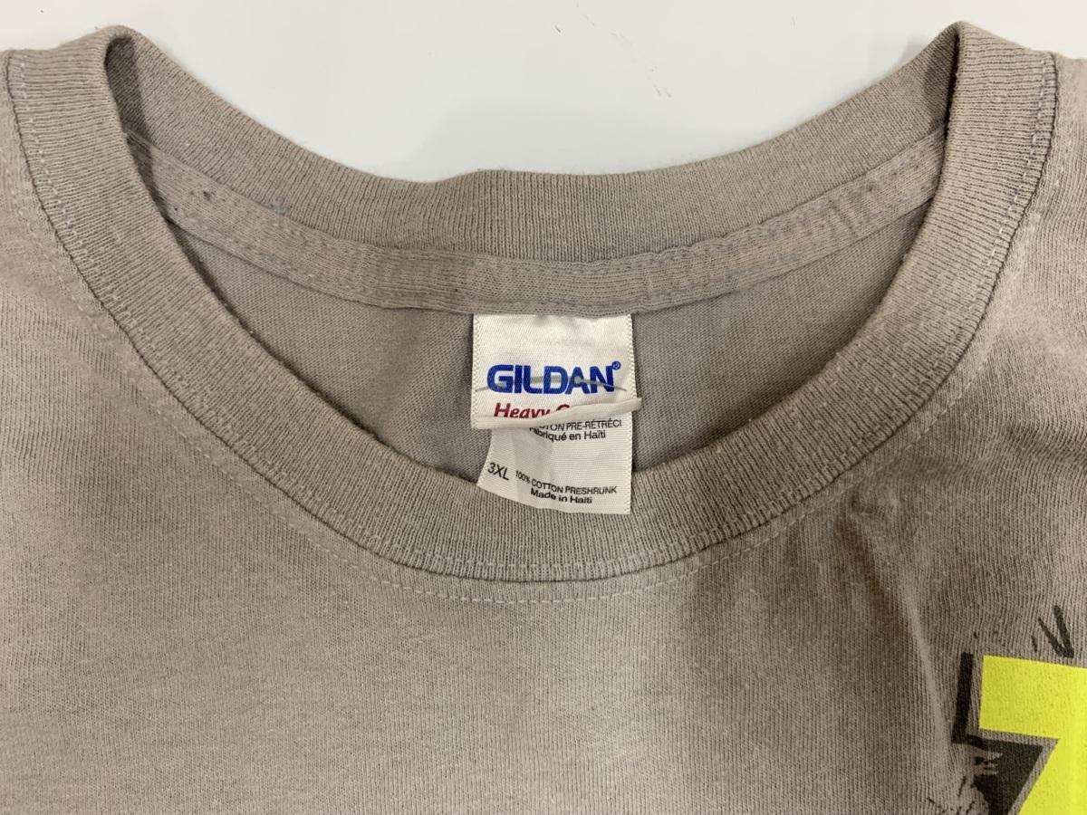 RED BUD Tシャツ  アメリカ輸入品 USA古着卸 アメカジ サイズ3XL BIG オーバーサイズ gildanタグ_画像3