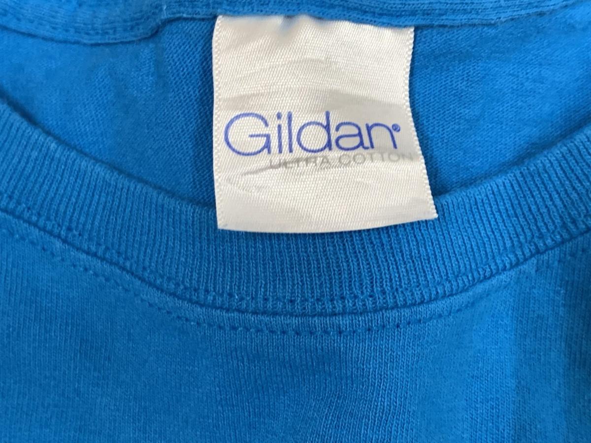 grace Tシャツ  アメリカ輸入品 USA古着卸 アメカジ サイズ XL BIG オーバーサイズ gildan タグ_画像3