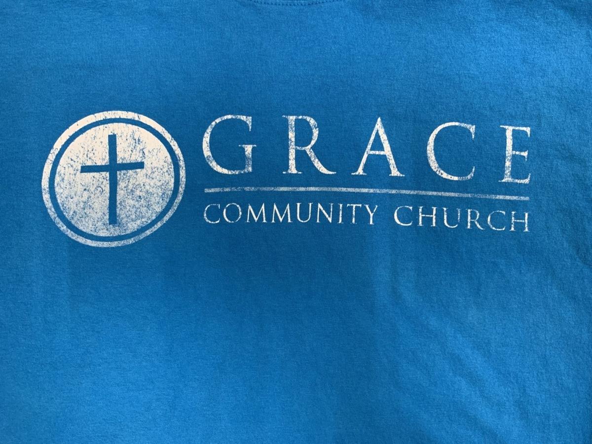 grace Tシャツ  アメリカ輸入品 USA古着卸 アメカジ サイズ XL BIG オーバーサイズ gildan タグ_画像2