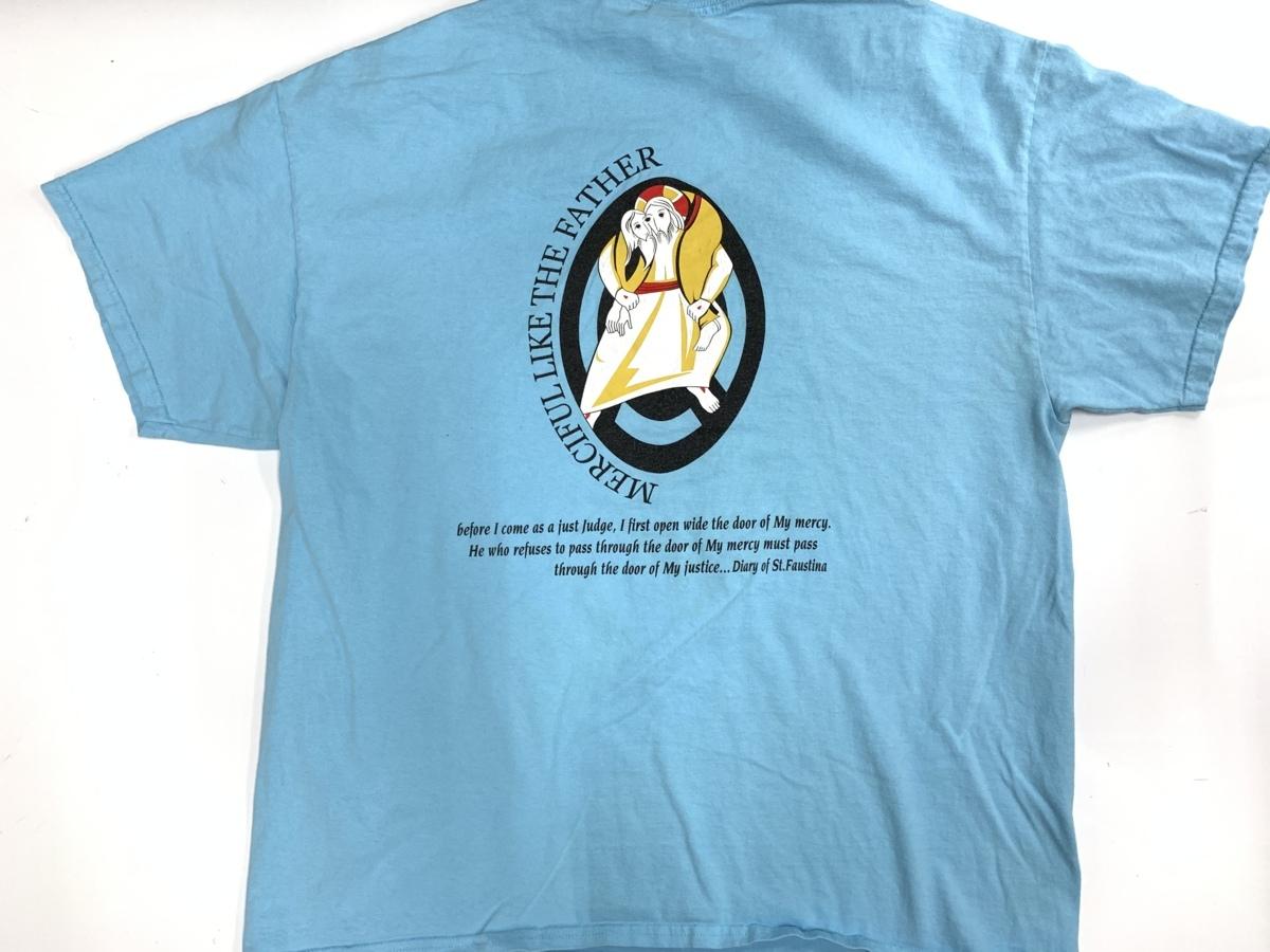 st.ann youth Tシャツ  アメリカ輸入品 USA古着卸 アメカジ サイズXL BIG オーバーサイズ gildanタグ _バック