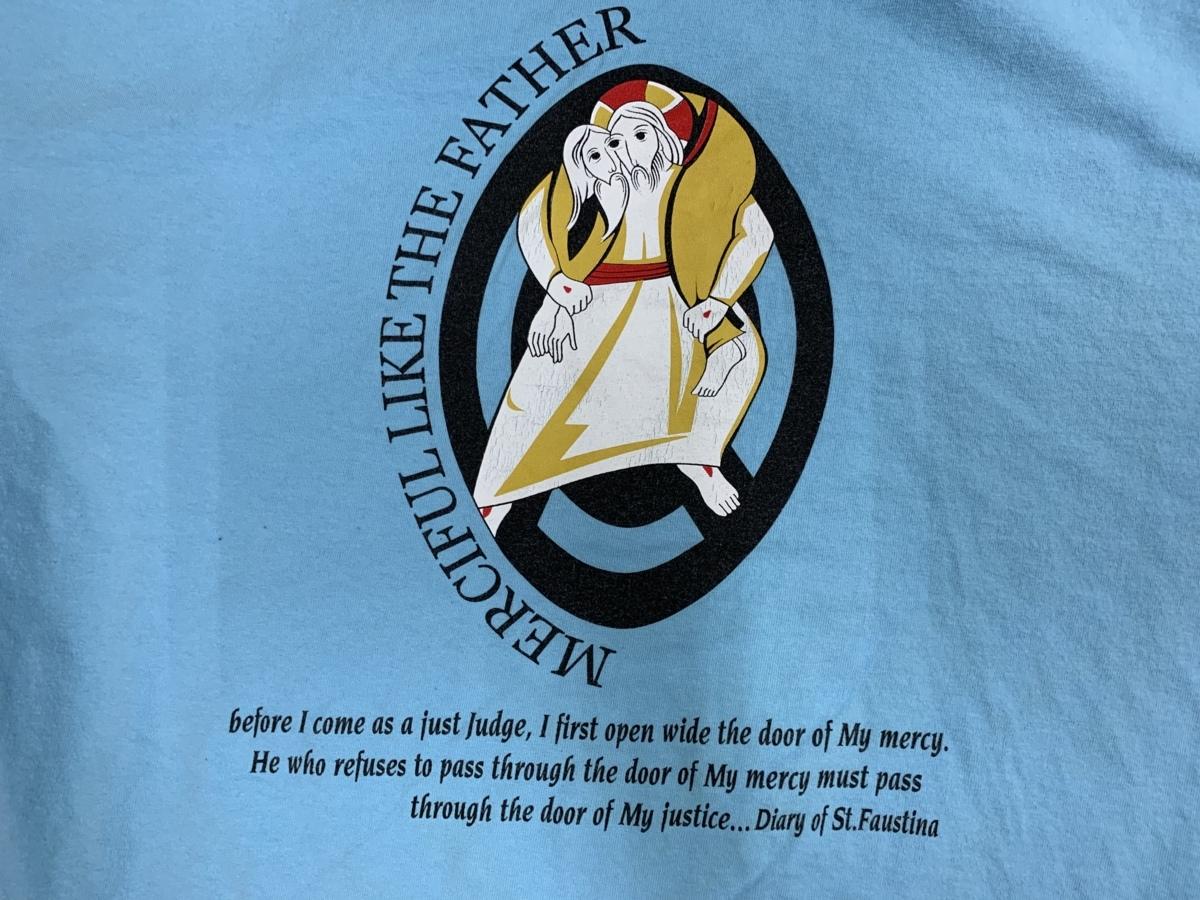st.ann youth Tシャツ  アメリカ輸入品 USA古着卸 アメカジ サイズXL BIG オーバーサイズ gildanタグ _画像4