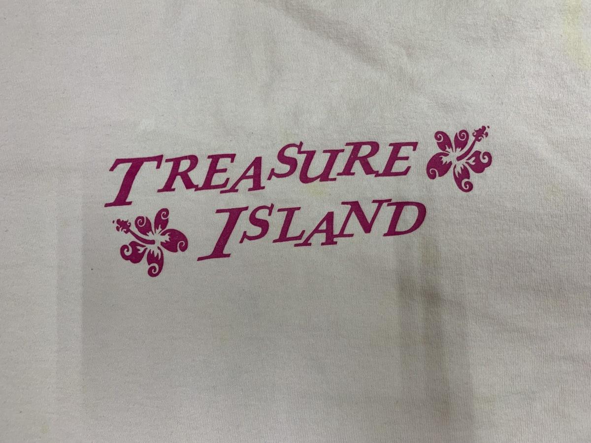 trea sure Tシャツ アメリカ輸入品 USA古着卸 アメカジ サイズ 2XL BIG オーバーサイズ gildanタグ_画像2