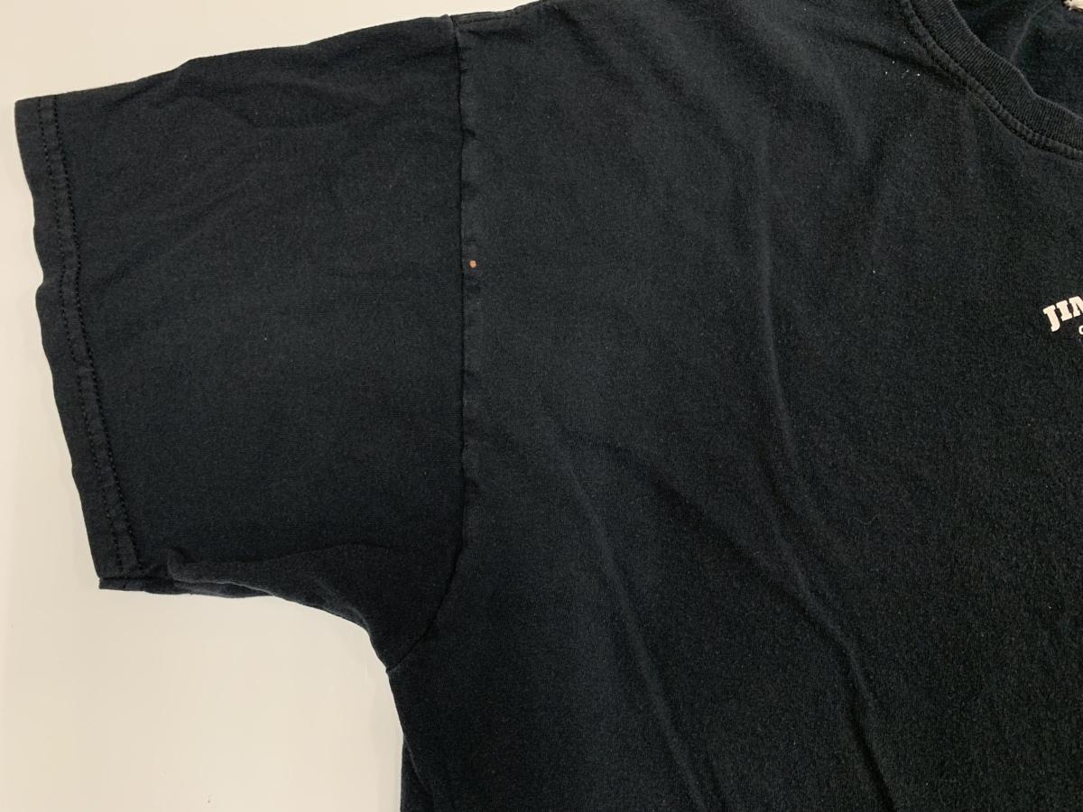 jimmy john's Tシャツ アメリカ輸入品 USA古着卸 アメカジ サイズ XL BIG オーバーサイズ furit of the loom タグ____画像6