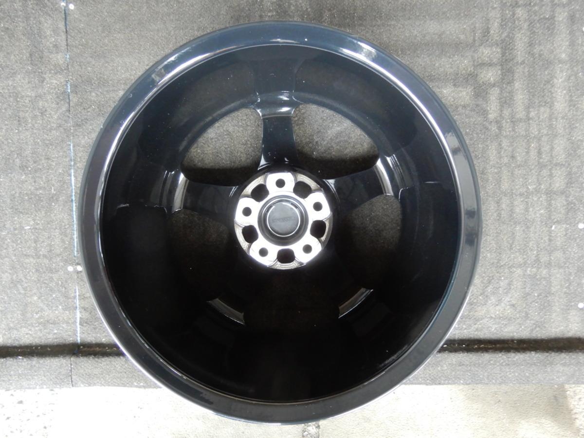 C992-2★【一台分】新品未使用社外17x9J 5穴PCD114.3 ET+25 マークⅡ スープラ シルビア ローレル GT-R R32 R33 Z31 Z32等(ご参考)_画像5
