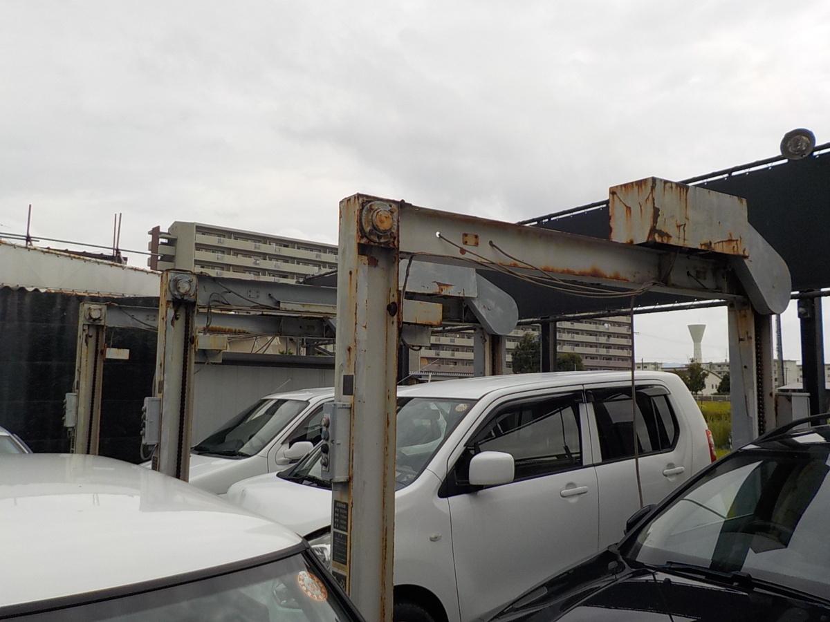 二段駐車場 立体駐車場 カーポート カーリフト 4台収容_画像1