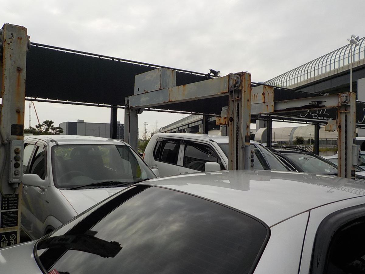 二段駐車場 立体駐車場 カーポート カーリフト 4台収容_画像2