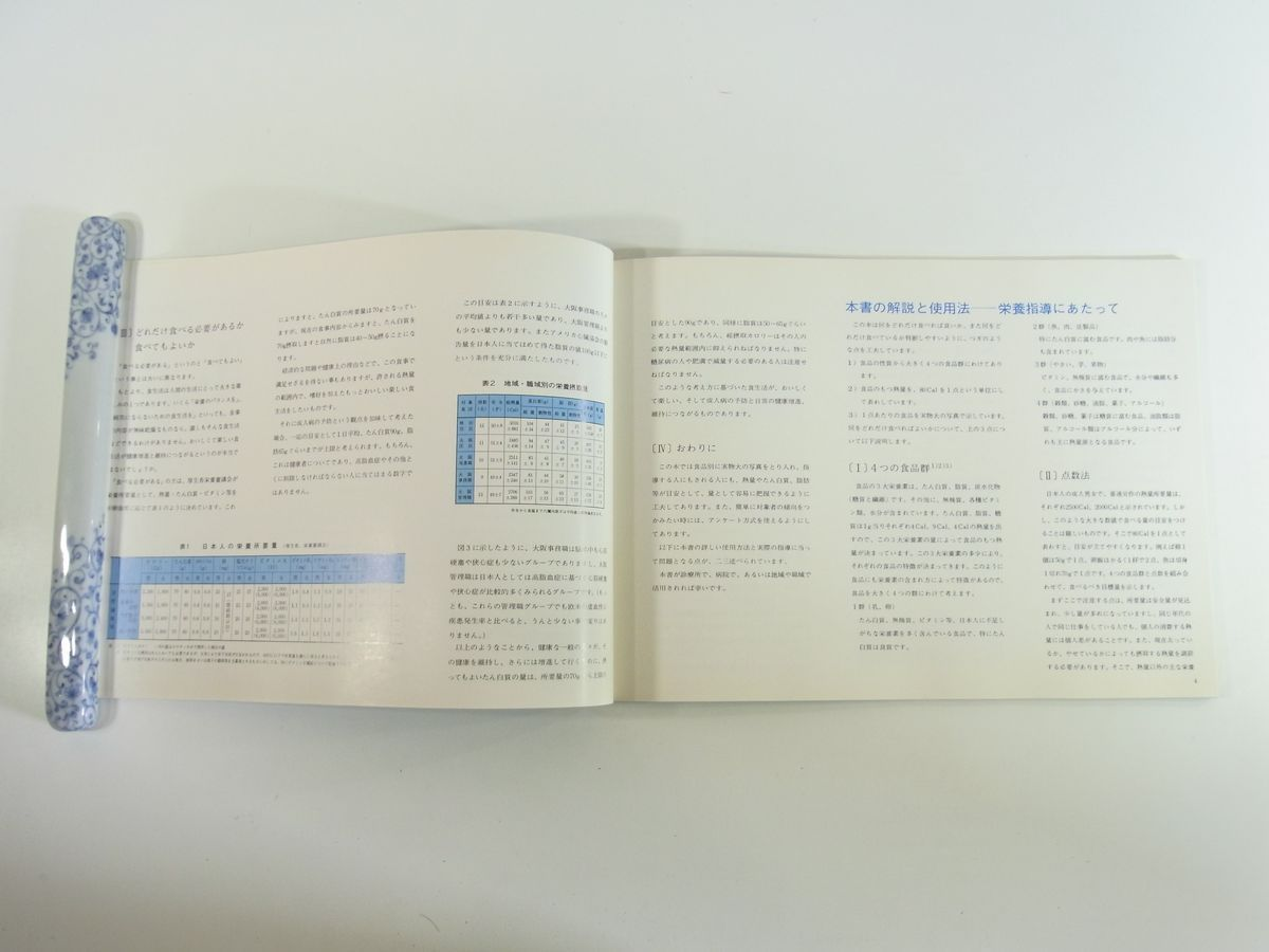 指導に役立つ栄養診断 実物大のカラー写真による 小町喜男ほか 日本チバガイギー株式会社 1974 大型本 医学 医療 治療 病院 医者 食事_画像7