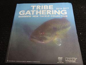 DVD【即決】TRIBE GATHERING シマノ NEWタックルコレクション ルアーマガジン付録 未使用/」_画像1