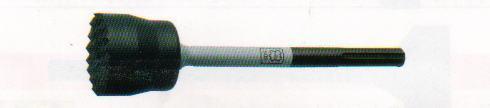 SDS-max 電動ハンマー用ビシャン【普通】13×13×70径_画像1