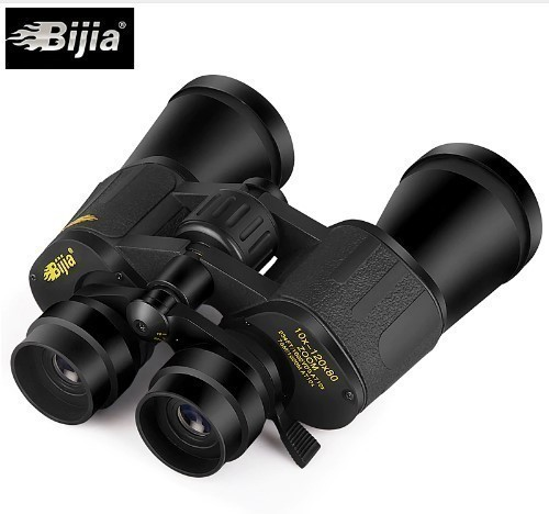 [ free shipping ]7-184- BIJIA 10-120X80 Professional zoom optics hunting binoculars wide-angle camp [.. issue possible ]