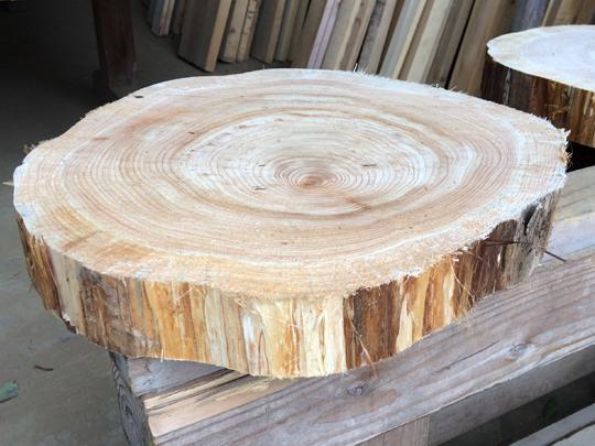 【10枚まとめ売り】桧 丸太 輪切り 料理盛り付け皿 スライス 結婚式 ウェディング DIY アウトドア キャンプ ディスプレイ 木工 工芸_形がいびつなものもあります