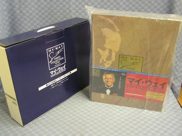 ◆★(008)フランク・シナトラ「マイ・ウェイ」12枚組LD-BOX 新品_画像1