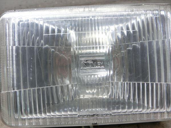 I6-0906 ホンダ ジャイロ X 2 ヘッドライト レンズ 純正品 【TD02-100~ 4st FIモデル 動画有】_画像3