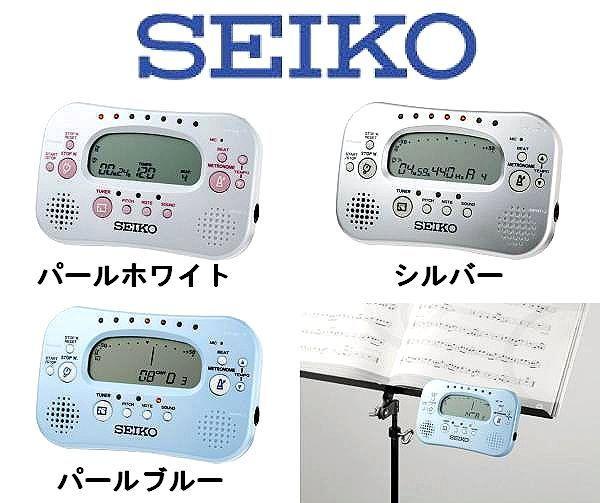 E楽器★即決新品★SEIKO★メトロノーム×チューナー★STH100_画像1