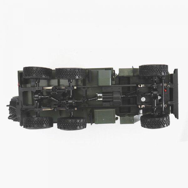 【送料無料/税込】 WPL B36ウラル1/16 2.4G 6WD ミリタリートラックロッククローラーコマンド通信車両RTR ラジコン RC【領収発行可】_画像8