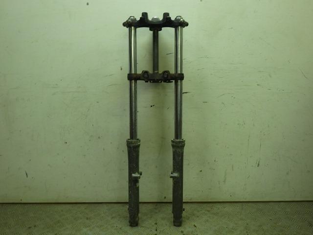 LA250Tカスタム MC07 フロントフォークステム ベース MC07-1201***