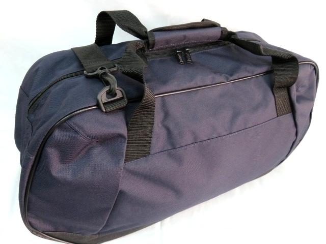 1 プーマ PUMA ボストンバッグ スポーツバッグ ブランド ネイビー ブラック ショルダー付 59cm 40L メンズ ボーイズ 旅行 人気 ジム_画像5