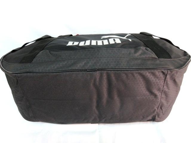 2 プーマ PUMA ボストンバッグ スポーツバッグ ブランド 黒 ブラック ショルダー付 59cm 40L メンズ ボーイズ 旅行 人気 ジム スポーツ_画像5