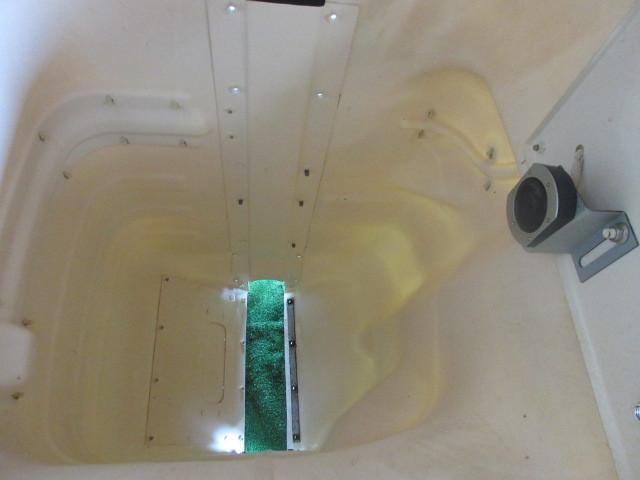 宮崎 ヤンマー コンバイン パーツ グレンタンク CA140 タンク 部品 オーガ 2条刈コンバイン 穀物 籾 米 中古品_画像7