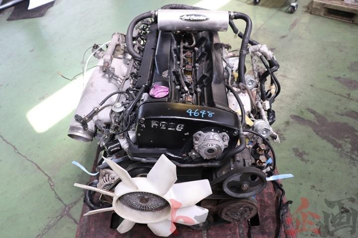 4648301 RB26DETT エンジンAssy HKS GT-SS ハイカム スカイライン GT-R BNR32 後期 トラスト企画_画像3