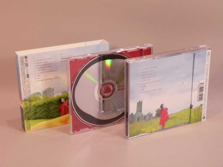 (CD) 坂本真綾 「Driving in the silence」 初回限定盤DVD付 / VTZL-33_画像4
