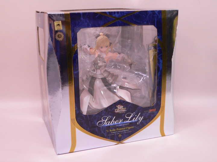 (toy) Fate(フェイト) Unlimited Codes セイバー・リリィ~全て遠き理想郷(アヴァロン)~ 1/7スケール フィギュア_画像8