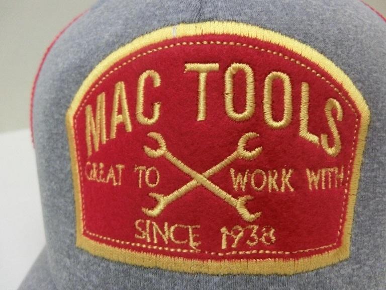 レターパック対応/MAC TOOLS/マックツール/メッシュキャップ/レアデザイン☆彡_画像2