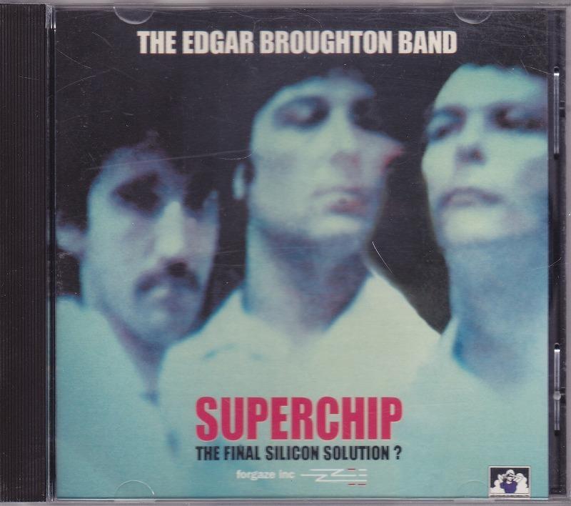 エドガー・ブロートン・バンド EDGAR BROUGHTON BAND - SUPERCHIP/EU盤/中古CD!! 商品管理番号:41154_画像1