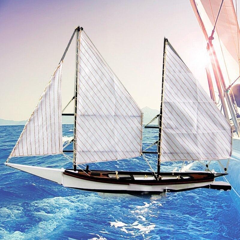 【送料無料/税込】 シャーピー 1/24スケール 船 帆船 ボート ヨット 木製 模型 モデルキット プラモデル キット 組み立て式【領収発行可】_画像6