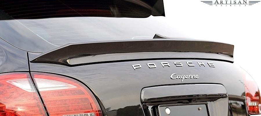 【M's】PORSCHE CAYENNE 958 V6用 (2010.3-) ARTISAN SPIRITS フルエアロ 4点 (F+S+R+RGS)//FRP カスタム アーティシャンスピリッツ_画像8