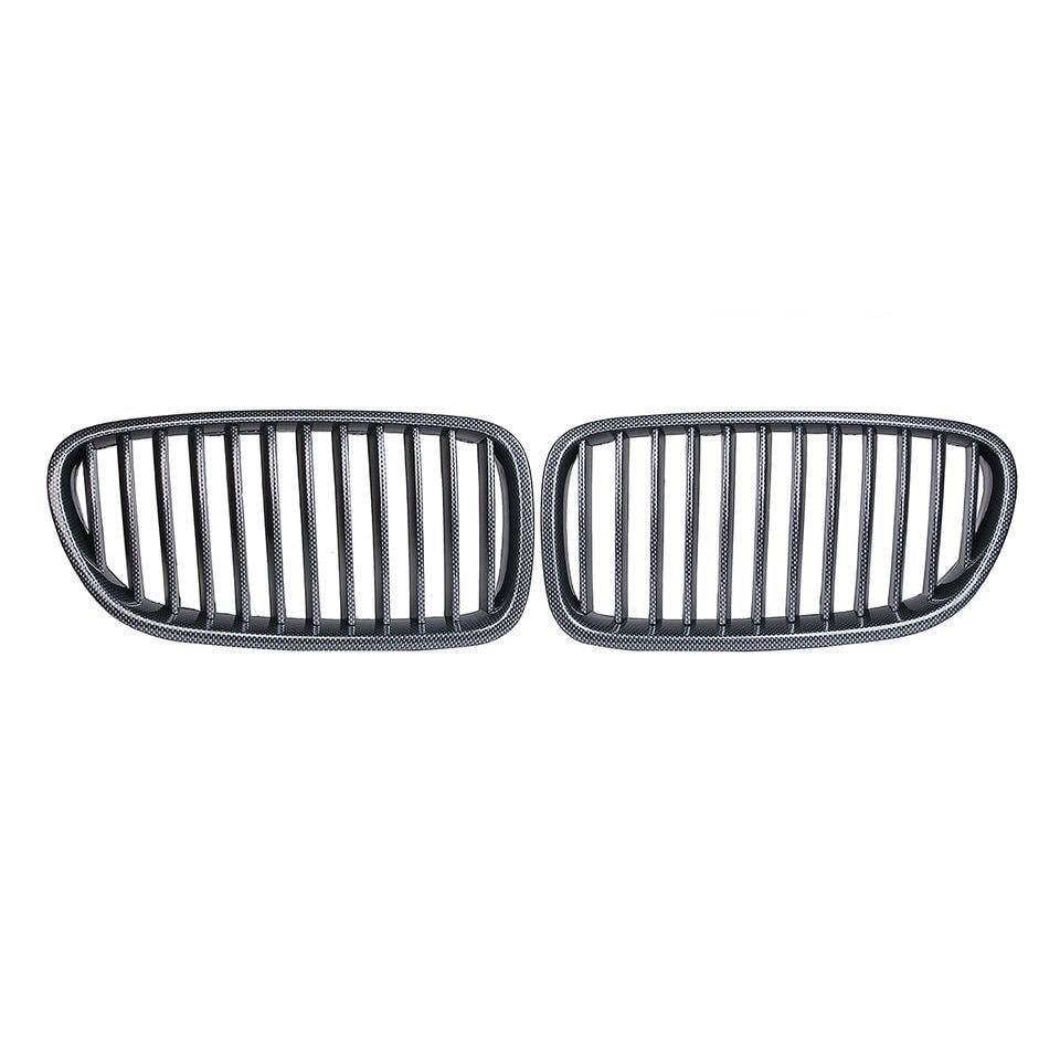[ free shipping ]BMW- f10.f11 Kido knee grill carbon 1 pair 2011 year ~2014 year [.. issue possible ]