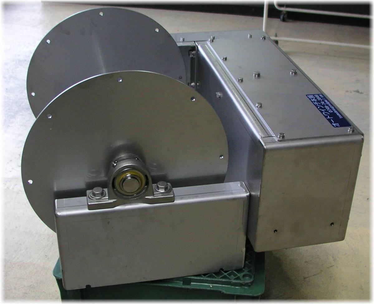 「オートイカリ AI-LPROⅡ アンカー ウインチ 24V/750W/40Aモーター オートウインチ オートアンカー アンカーリール」の画像3